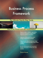 Business Process Framework The Ultimate Step-By-Step Guide