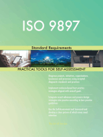 ISO 9897 Standard Requirements