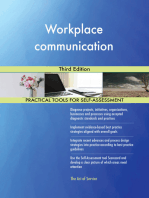 Workplace communication Third Edition