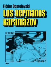 Los hermanos Karamázov (vol.1): el manga