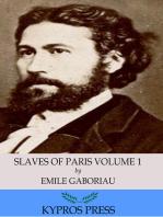 Slaves of Paris Volume 1