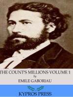 The Count's Millions Volume 1