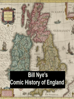 Bill Nye's Comic History of England.txt