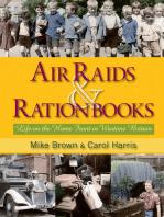 Air Raids & Ration Books