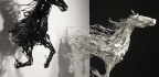 Each Piece of Trashed Plastic Can Find a New Life as Art