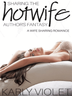 Sharing The Hotwife Author's Fantasy