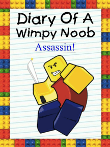 Diary Of A Roblox Noob Bee Swarm Simulator Audiobook By Read Diary Of A Wimpy Noob Assassin Online By Nooby Lee Books