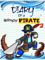 Diary Of A Wimpy Pirate 2