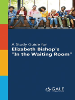 "A Study Guide for Elizabeth Bishop's ""In the Waiting Room"""