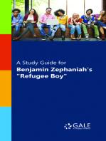 "A Study Guide for Benjamin Zephaniah 's ""Refugee Boy"""