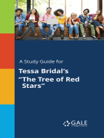 """A Study Guide for Tessa Bridal's """"The Tree of Red Stars"""""""