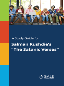 "A Study Guide for Salman Rushdie's ""The Satanic Verses"""