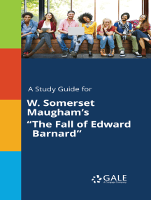 The fall of edward barnard summary hausarbeit 4 punkte
