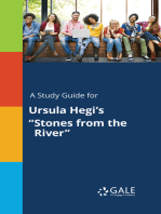 """A Study Guide for Ursula Hegi's """"Stones from the River"""""""