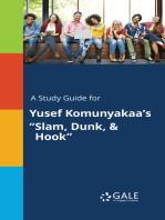 "A Study Guide for Yusef Komunyakaa's ""Slam, Dunk, & Hook"""
