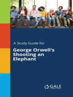A Study Guide for George Orwell's Shooting an Elephant