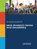 A Study Guide for Jane Austen's Sense and Sensibility