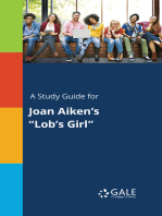 "A Study Guide for Joan Aiken's ""Lob's Girl"""