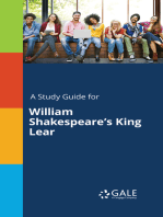 A Study Guide for William Shakespeare's King Lear