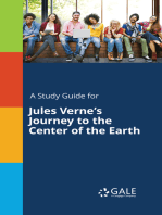 A Study Guide for Jules Verne's Journey to the Center of the Earth
