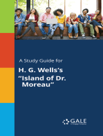 """A Study Guide for H. G. Wells's """"Island of Dr. Moreau"""""""