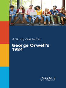 A Study Guide for George Orwell's 1984