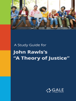 "A Study Guide for John Rawls's ""A Theory of Justice"""