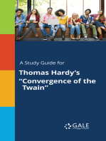 "A Study Guide for Thomas Hardy's ""Convergence of the Twain"""