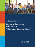 """A Study Guide for James Ramsey Ullman's """"Banner in the Sky"""""""
