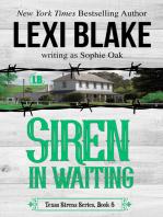 Siren in Waiting, Texas Sirens, Book 5