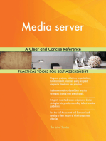Media server A Clear and Concise Reference