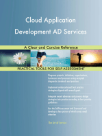 Cloud Application Development AD Services A Clear and Concise Reference