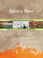 Factory Floor Complete Self-Assessment Guide