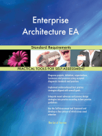 Enterprise Architecture EA Standard Requirements