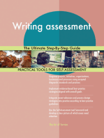 Writing assessment The Ultimate Step-By-Step Guide