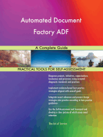 Automated Document Factory ADF A Complete Guide