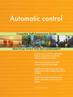 Automatic control Complete Self-Assessment Guide