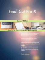 Final Cut Pro X Second Edition