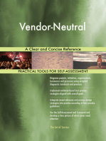 Vendor-Neutral A Clear and Concise Reference