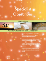 Specialist Operations Third Edition