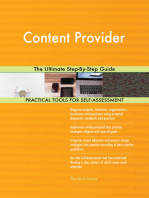 Content Provider The Ultimate Step-By-Step Guide