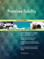 Premises liability Second Edition
