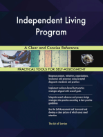 Independent Living Program A Clear and Concise Reference