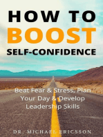 How to Boost Self-Confidence