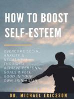 How to Boost Self-Esteem