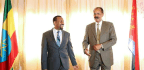 How a Warrior Poindexter Helped Ethiopia and Eritrea Make Peace