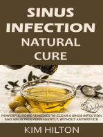 Sinus Infection Natural Cure