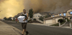 Lake Elsinore Residents React To Holy Fire