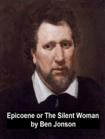 Epicoene, Or the Silent Woman