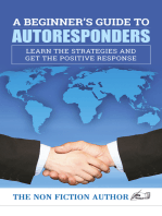 A Beginner's Guide to Autoresponders